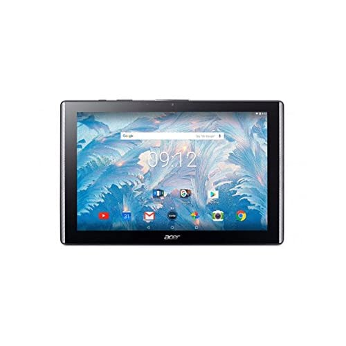 "Acer Iconia One 10 B3-A40FHD-K0TC Tablette Tactile 10,1"" Full HD Blanc (MediaTek MT8167, 2 Go de RAM, SSD 32 Go, Android 7.0) [Ancien Modèle]"