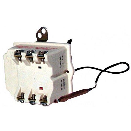 Cotherm - Thermostat Warmwasserbereiter - Typ BSD 370 Modell mit 1 Fühler dreiphasiger Anschluss - : BSD0000607