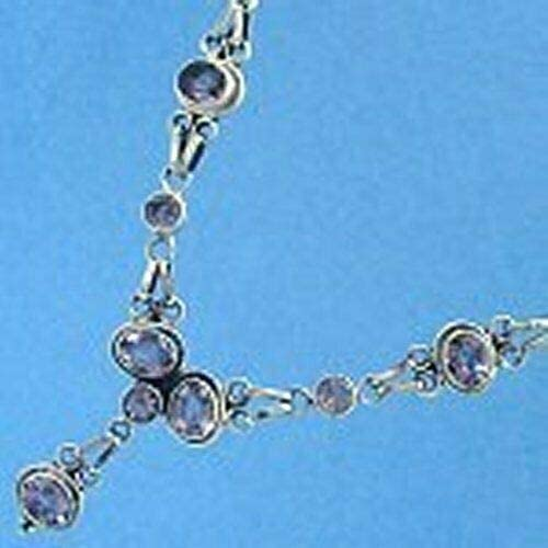 N098A Ranking TOP4 Memphis Mall Sterling Silver Lavender Amethyst Solid Y 20