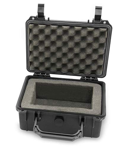 CASEMATIX Waterproof PS4 Controller Case Compatible with Astro Gaming C40 TR Controller - Impact Absorbing Rugged Travel Case