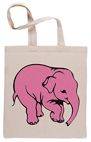 Delirio Tremens Bolsa De Compras Shopping Bag Beige