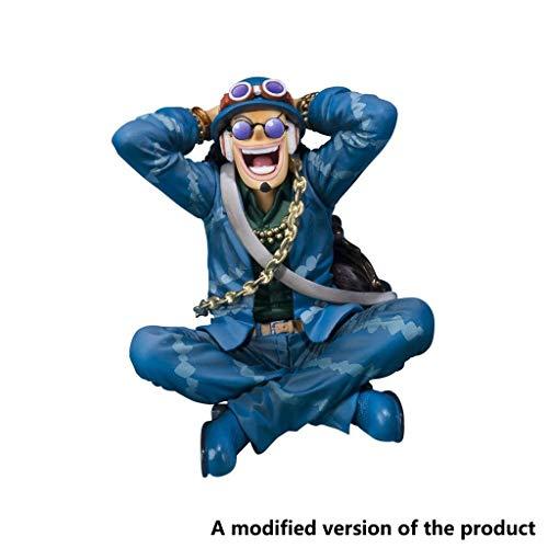 Say To Figure One Piece: Usopp 20 Aniversario Ver Modelo de PVC de Alta 7CM (2.7Inches)