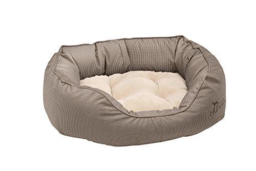 HUNTER LANCASTER Hundesofa, 60 x 40 cm, braun