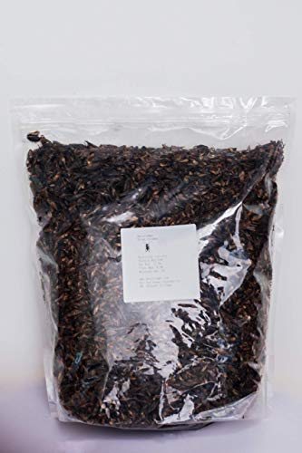 Hatortempt 5lbs Dried Cricket for Chicken,Wild Bird,Fish,Reptiles