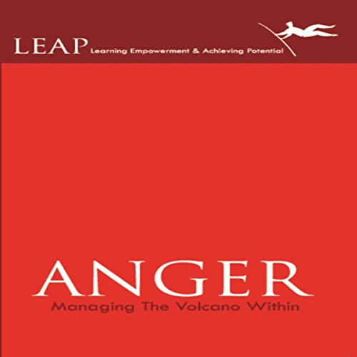 Anger: Managing the Volcano Within audiobook cover art