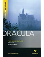 Stoker, B: Dracula: York Notes Advanced: everything you need to catch up, study and prepare for 2021 assessments and 2022 exams