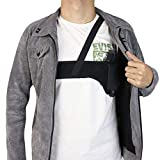 Tactical Belly Band Holster Waist Pistol Holster Concealed Carry Gun Pouch Waist Bag Invisible Elastic Girdle Belt