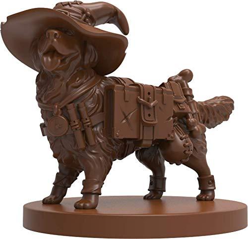Animal SFAADD-001 Doggies Volumen 1-Aventureros desatados, miniaturas RPG para Juegos de Mesa listos para Pintar o Jugar…