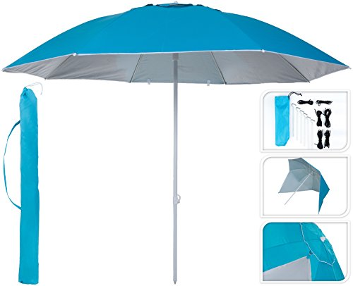 Pure2Improve UV Sport Shelter 240 Parasol, Unisex Adulto
