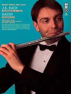 J S Bach Brandenburg No 2 In F Major Haydn Concerto In D Major Flute Author Johann Sebastian Bach Published On November 2006