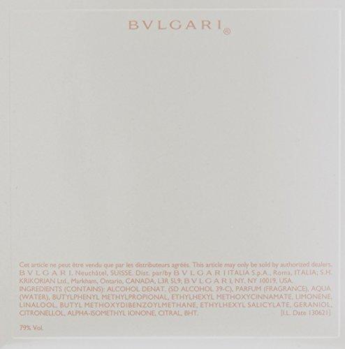 Bvlgari Bulgari omnia crystalline femmewomen eau de toilette 65 ml