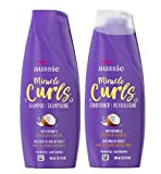 Aussie Miracle Curls Shampoo and...