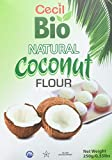Cecil Bio - Harina de coco natural, 250 g (pack de 6)
