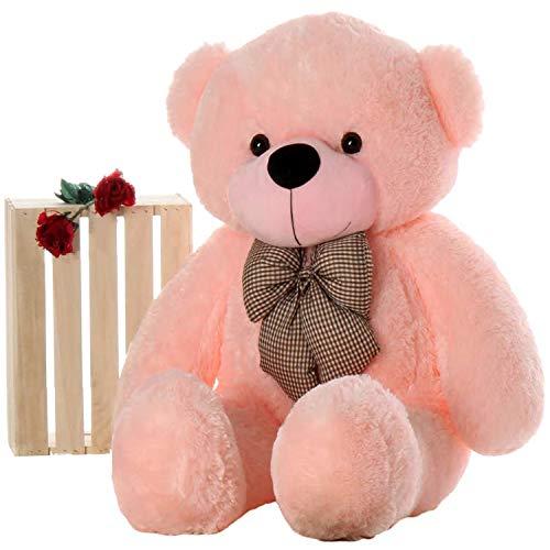 HUG 'n' FEEL SOFT TOYS 3 feet teddy bear, soft toys, soft toys for girls, birthday gift for girls, boyfriend/ husband, wedding/anniversary, gift... 3