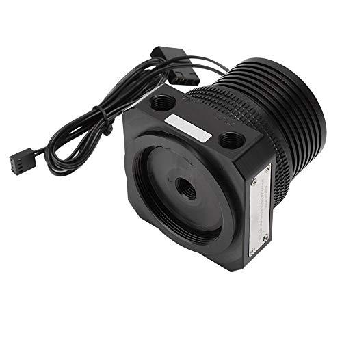 Bomba de refrigeración por Agua de la CPU 4PIN 1100L/H Tasa de Flujo para Control de Velocidad Inteligente PWM