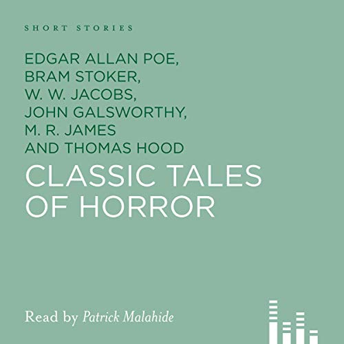 Classic Tales of Horror audiobook cover art
