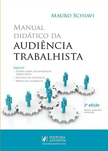 Manual Didático da Audiência Trabalhista