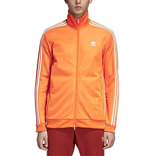 adidas ADIDH5821_XL Giacca, Arancione, Unisex-Adult