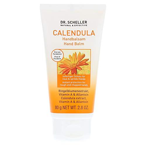 DR.SCHELLER Calendula Handbalsam 75 ml Intensive Handcreme für raue & spröde Hände