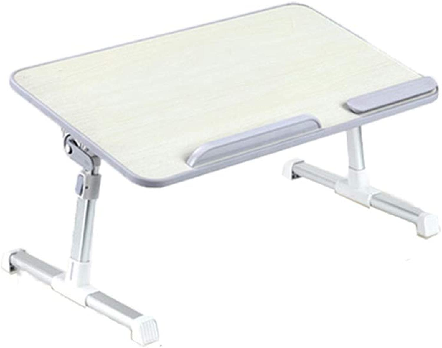 DUXX Desk, Bed Desk Can Be Raised and Lowered, Adjustable Small Table, Lazy, Learning, Folding Computer Desk Computer Stand (color   C)