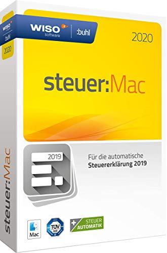 WISO steuer:Mac 2020 (für Steuerjahr 2019| Disc in Standard Verpackung)