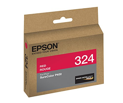 Epson T324720 Epson UltraChrome HG2 Ink (Red) Photo #4