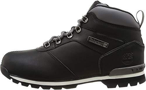 Timberland Herren Splitrock 2 Chukka Boots, Schwarz (Black Smooth), 41 EU