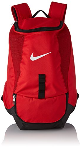 Nike Backpack Club Team Swoosh, Mehrfarbig (university red/Black/White), 37 Liter