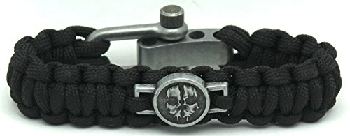 Call of Duty Ghosts Paracord Strap