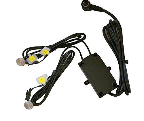 Limoss kompatibles Premium-Touch-Sensor und Steuerbox für elektrische Liege und Liegestühle