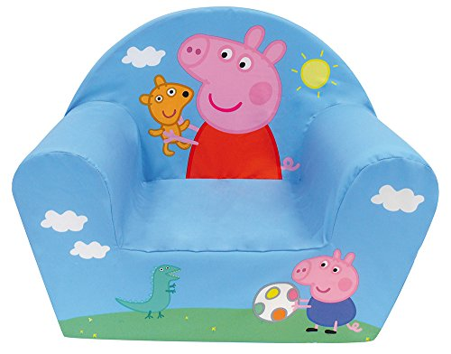 Peppa Pig Fun House Sillón Infantil Fabricado Francia