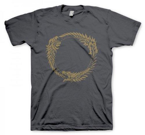 The Elder Scrolls Online T-Shirt Ouroboros, Size S [import allemand]