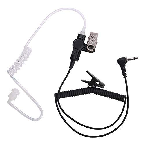 Walkie Talkie Headphone 3.5mm pin Receiver/Listen ONLY for ...