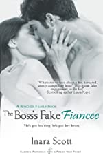 The Boss's Fake Fiancee (Bencher Family Book 2)