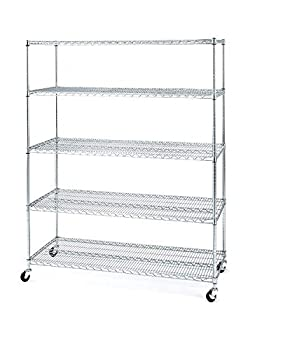 Best casters for wire shelving Reviews