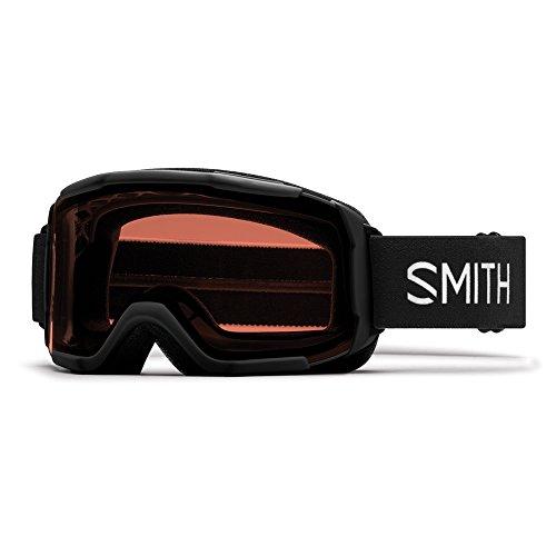 Smith Daredevil Kids Snow Goggles Black with RC36 Lens