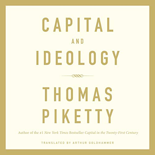 Capital and Ideology cover art