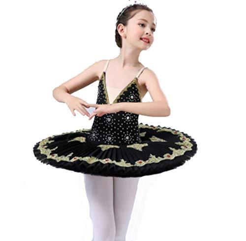 SMACO Swan Lake Ballet Tutu Kostuum Meisjes Kinderen Ballerina Jurk Kinderen Ballet Jurk Danskleding Dans Jurk voor Meisje