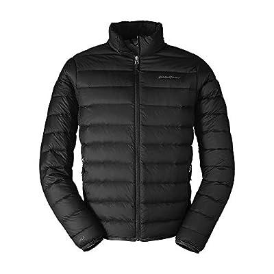 Eddie Bauer Men's CirrusLite Down Jacket, Black Regular M by Eddie Bauer
