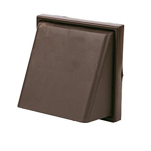 Manrose-Ventola cappuccio, colore: marrone, 140 x 140 mm, vestiti, 100 mm, lettera a)