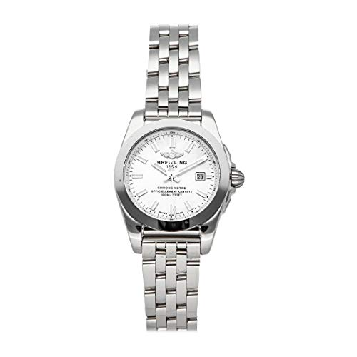 Breitling Galactic 29 Quartz Mother of Pearl Dial Ladies Watch W72348121A1A1
