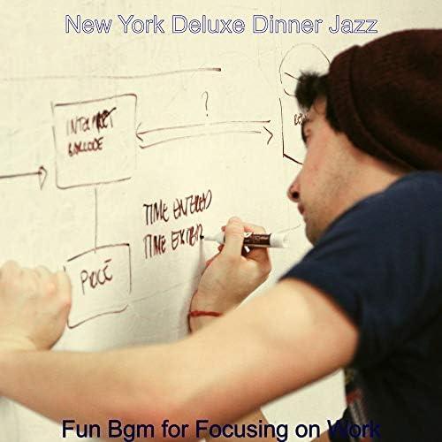 New York Deluxe Dinner Jazz