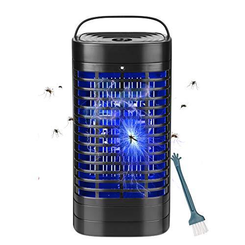 FEALING Insektenvernichter Elektrisch ,Moskitolampe Mückenlampe,UV Mückenvernichter,Insektenlampe Mückenkiller für Innen Outdoor Schlafzimmer Gärten