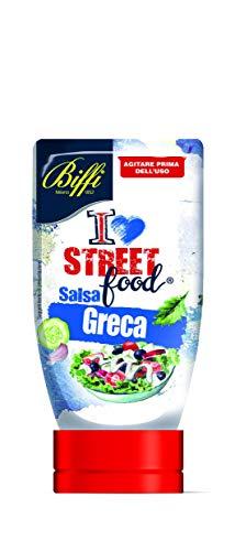 Biffi  - I Love Street Food - Salsa Greca  - Pacco da 6 x 270G