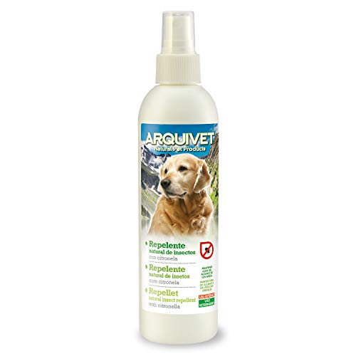 Arquivet Repelente natural de insectos con citronela - 250 ml