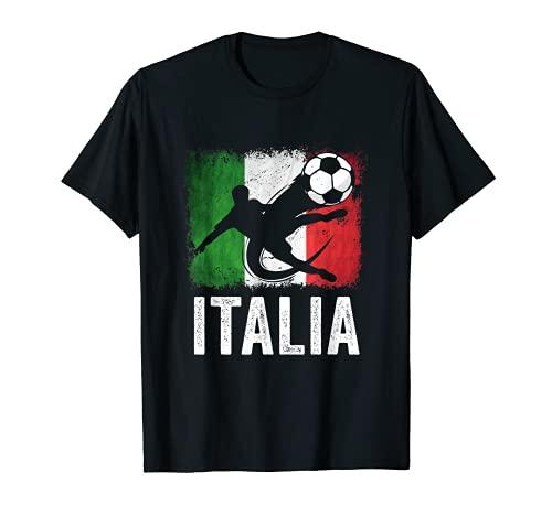 Italien Fußball Fan Trikot T-Shirt