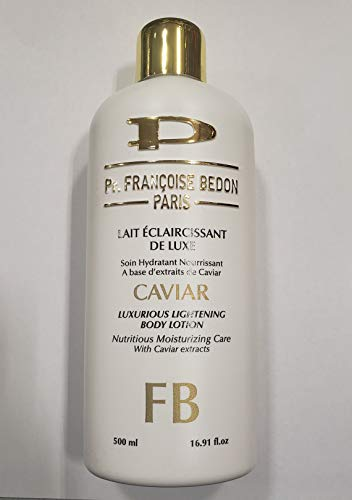 CAVIAR EXTRA STRONG SKIN LIGHTENING BODY MILK Pr. FRANCOISE BEDON 500ml by PR. FRANCOISE BEDON PARIS