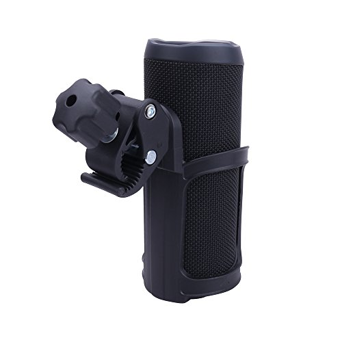 Aenllosi Bike Mount Holder with Clamp Replacement for JBL Flip5/Flip 4/3 Bluetooth Speaker