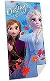Disney Frozen 2 algodón. Referencia KD Playa lavarse la Cara-Toallas Textiles del hogar U...