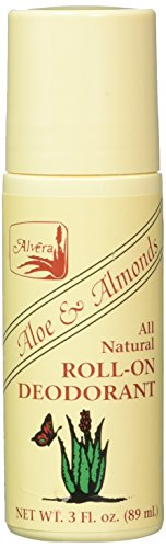 ALVERA Deod,Roll-On,Aloe,Almn, 6 pk